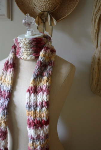 Christmas Gilt Scarf