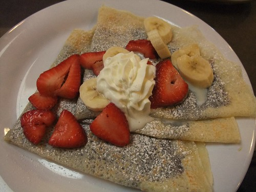 Nutella Crepes with Strawberries and Bananas from Giant Eagle Market District Kingsdale