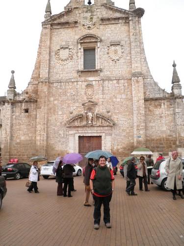 Iglesia y convento de San Agustín, Dueñas, Palencia