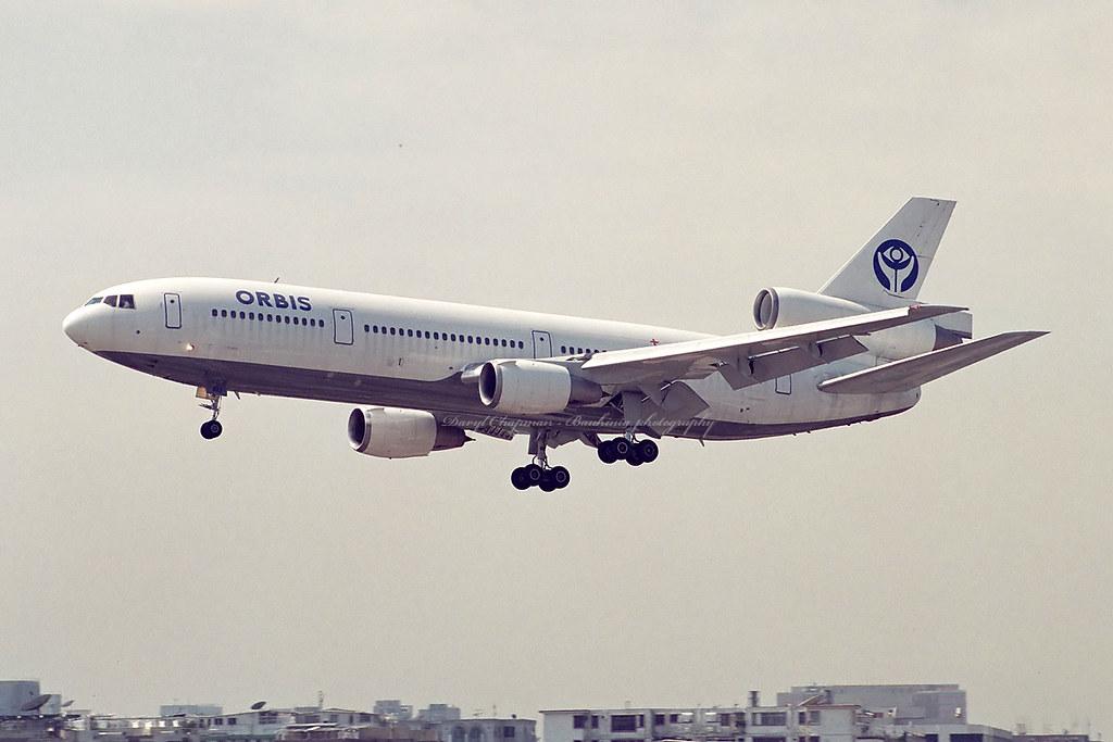 """Orbis DC-10-10  """"N220AU"""""""