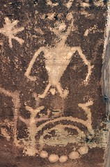 Petroglyphs / McConkie Ranch Site (Ron Wolf) Tags: vertical utah nativeamerican petroglyph archeology anthropology rockart anthropomorph anthromorph fremontculture mcconkieranch