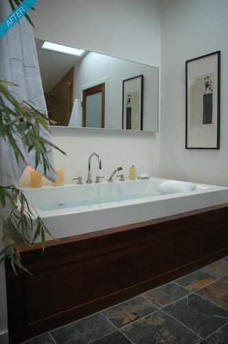 lincoln massachusetts master bathroom