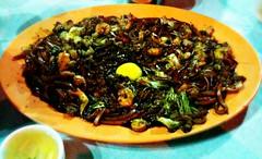 Restoran Damansara Dark Hokkien Mee with Pork Lard Bits, Kuala Lumpur, Malaysia