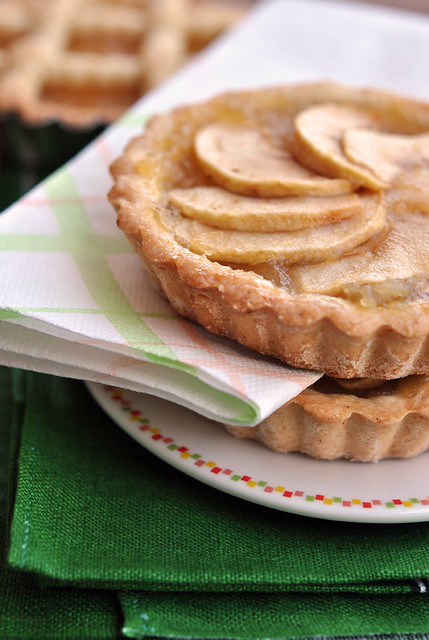 Crostata di mele e cannella