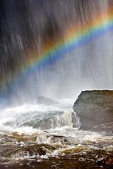 Bridge Over Troubled Water (Little Ms Laura) Tags: ontario colour nature water canon waterfall rainbow falls dslr dundas webster bigmomma 40d allrightsreserved canonef2880mmf3556 photobug1sphoto herowinner thepinnaclehof motmfeb11 tphofweek113