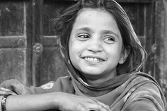 village girl in Rajasthan (Handheld-Films) Tags: portrait blackandwhite india closeup rural mono village rajasthan villager indianfaces indianpeople indiaportraits indiafaces candidindia portraitsofindia indianportraits indianportraiture portraitsofrajasthan portraitofrajasthan