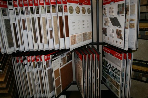 Tile Options at Classic Floor Coverings in Decatur, Texas