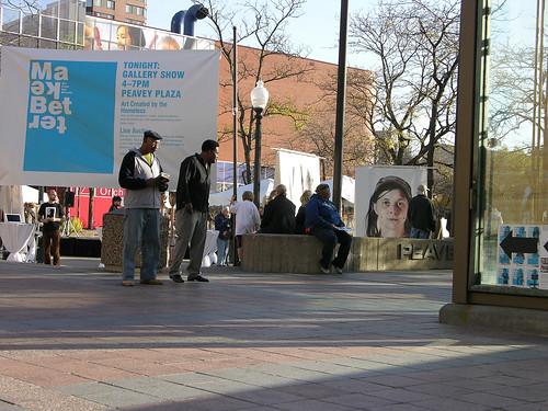 make better art at Peavey Plaza