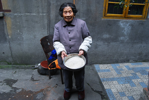 China Photo: Elderly Vanity ©Michal Pachniewski