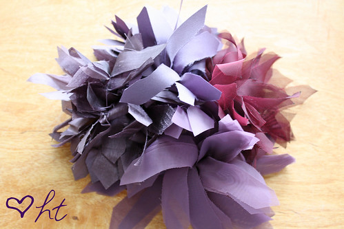 Flower Puff Tutorial