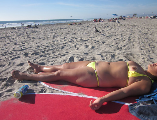 nude candid beach bikini photos videos pics: wife, piercings, outdoors, tits, nudebeach, bikini, nipples, flashing, asian