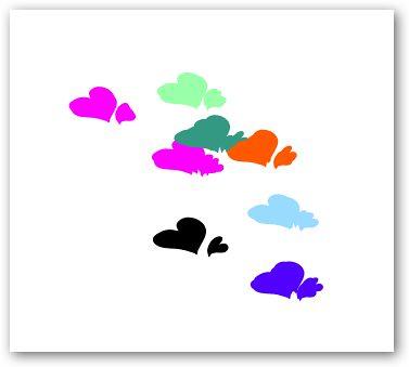 讓自製筆刷更換顏色
