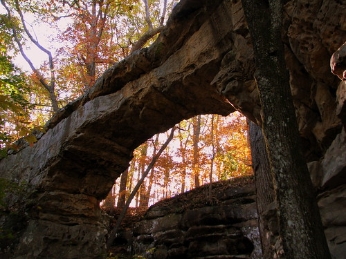 Sewanee Natural Bridge