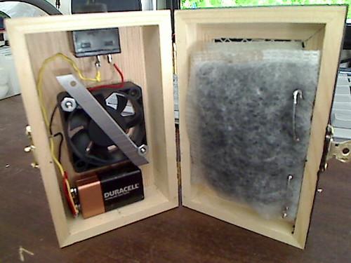 Solder Fume Extractor 3