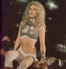Barbarella 1968 (Nick Derington) Tags: sexy forest giant de dino jane barbarella fi 1968 erection roger bd sci vadim jeanclaude fonda laurentiis