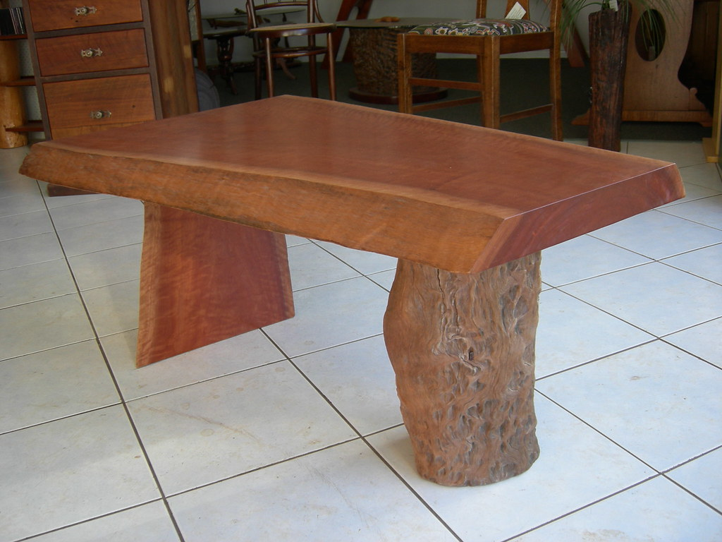 Forrest Red Gum Coffee Table
