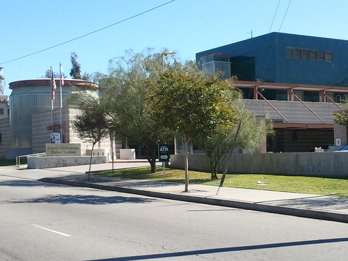 North Hollywood Police Station