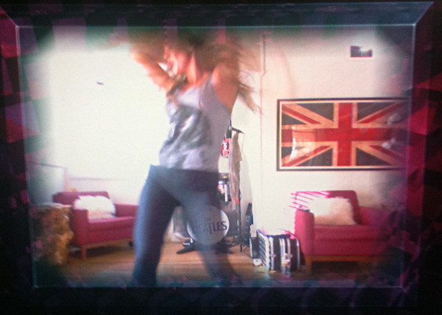 Dance Central on the Xbox