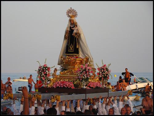 Día del Carmen Rincón de la Victoria