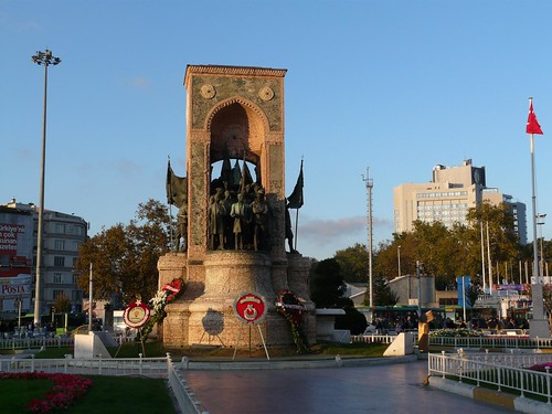 Taksim Meydani - Istambul, Turquia