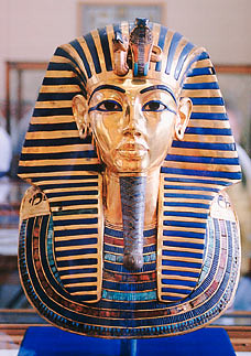 Mask of Tutankhamun
