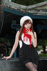 [フリー画像] 人物, 女性, アジア女性, 台湾人, 201107192100