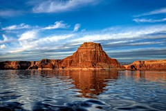Lake Powell Afternoon (Brian Callahan (Luxgnos.com)) Tags: reflection water lakepowell glencanyon briancallahan shinsanbc mygearandme luxgnosphotography luxgnosis wwwluxgnoscom