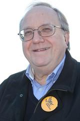 Lib Dem Leader Cllr. Bob Sullivan