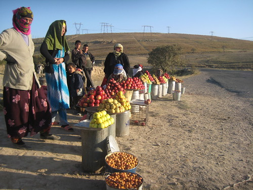 Tajik women