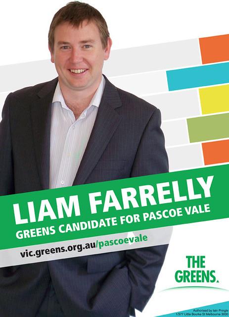 Liam Farelly