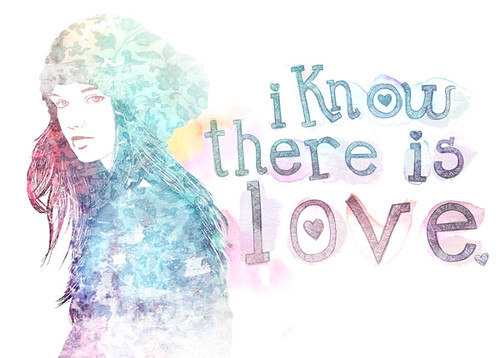 i know ther is love. 2010