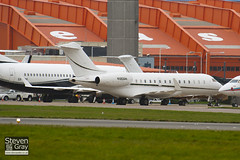 N1955M - 9185 - Private - Bombardier BD-700-1A10 Global Express - Luton - 101102 - Steven Gray - IMG_4321
