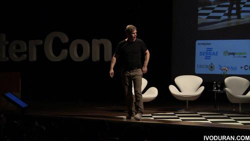 #InterCon2010 - Daniel Bergqvist (Opera)