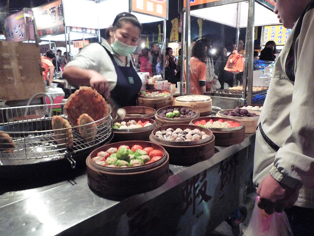 Night Market, Tainan