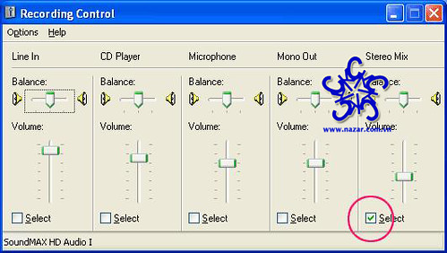 Hướng dẫn cài đặt Microphone hát online  trên Windows XP - Vista- win 7