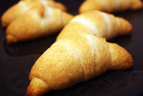 C is for Croissants