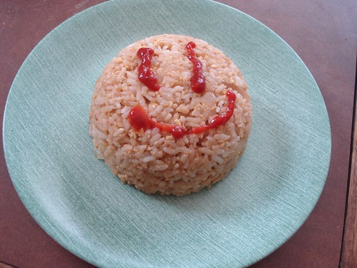 Happy Fried Rice