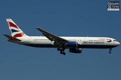 G-BNWI - 24341 - British Airways - Boeing 767-336ER - Heathrow - 100617 - Steven Gray - IMG_4583