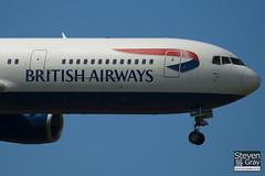 G-BNWA - 24333 - British Airways - Boeing 767-336ER - Heathrow - 100617 - Steven Gray - IMG_5166