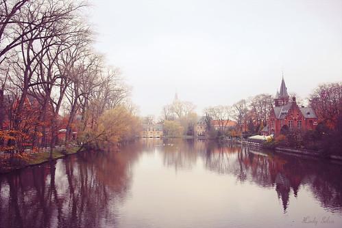 Minnewater o Lago del Amor