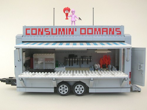 Consumin Oomans - open for business