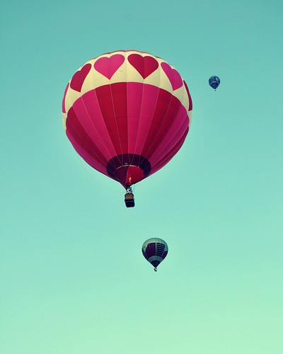 Balloon Fiesta - 8x10