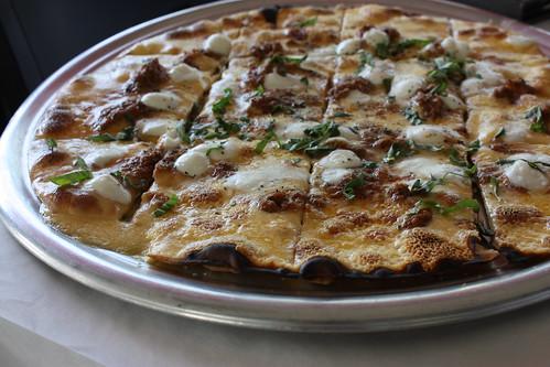 Mozzarella & Tomato Lavosh
