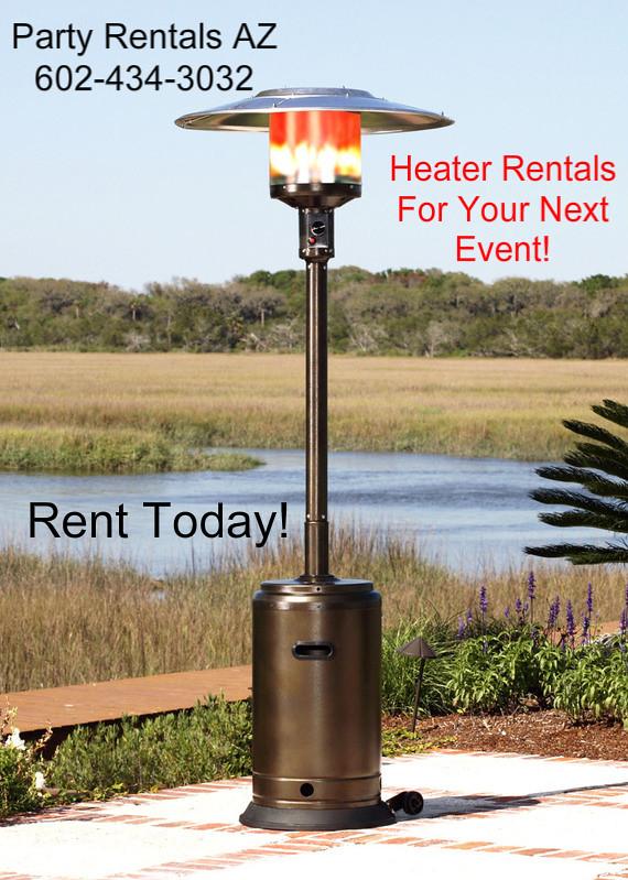 Rent A Heater in Phoenix