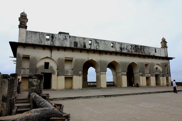 Baradari Citadel at Golconda Fort