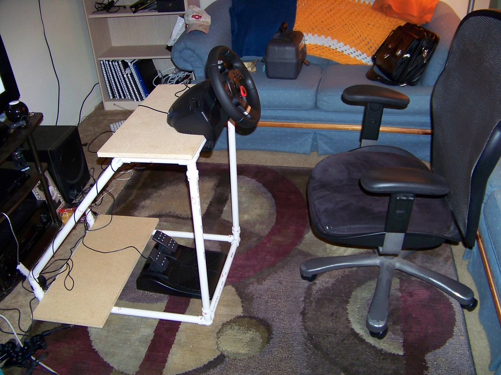 Build Your Racing Rig For 20 This Post Shows You How 56k Warning System Wars Gamespot