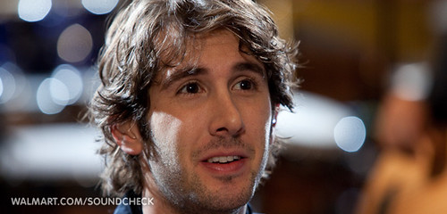 Josh Groban on Walmart Soundcheck by Lunchbox LP, on Flickr