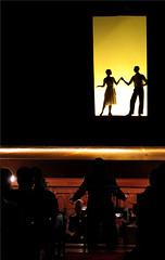 Namorando na Janela (Luiz C. Salama) Tags: show ballet art canon dance arte stage onstage dana palco g11 bal