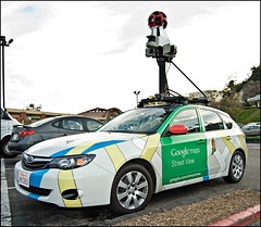 Google Maps Car - Street View (Bosquet) Tags: california road ca street camera city sky urban streets cars photography photo google nikon googlemaps sandiego candid picture 360 sd subaru roads southerncalifornia 80 impreza automobiles streetview hatchback scal d80 nikond80