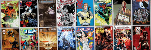 Digital Comics Update 11_24_10